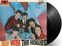 THE HOLLIES Stay With The Hollies Vinyl Record LP Parlophone 1964